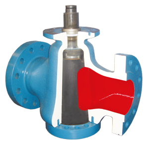 PR-Plug Valves for Cement Plants