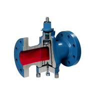 Christensen PR conical lubricated plug valves for high pressure type 5