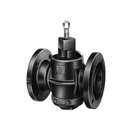 Christensen PR cylindrical lubricated plug valves for low pressure type 1